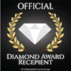 Recipient of Diamond Award - Plaza la Reina