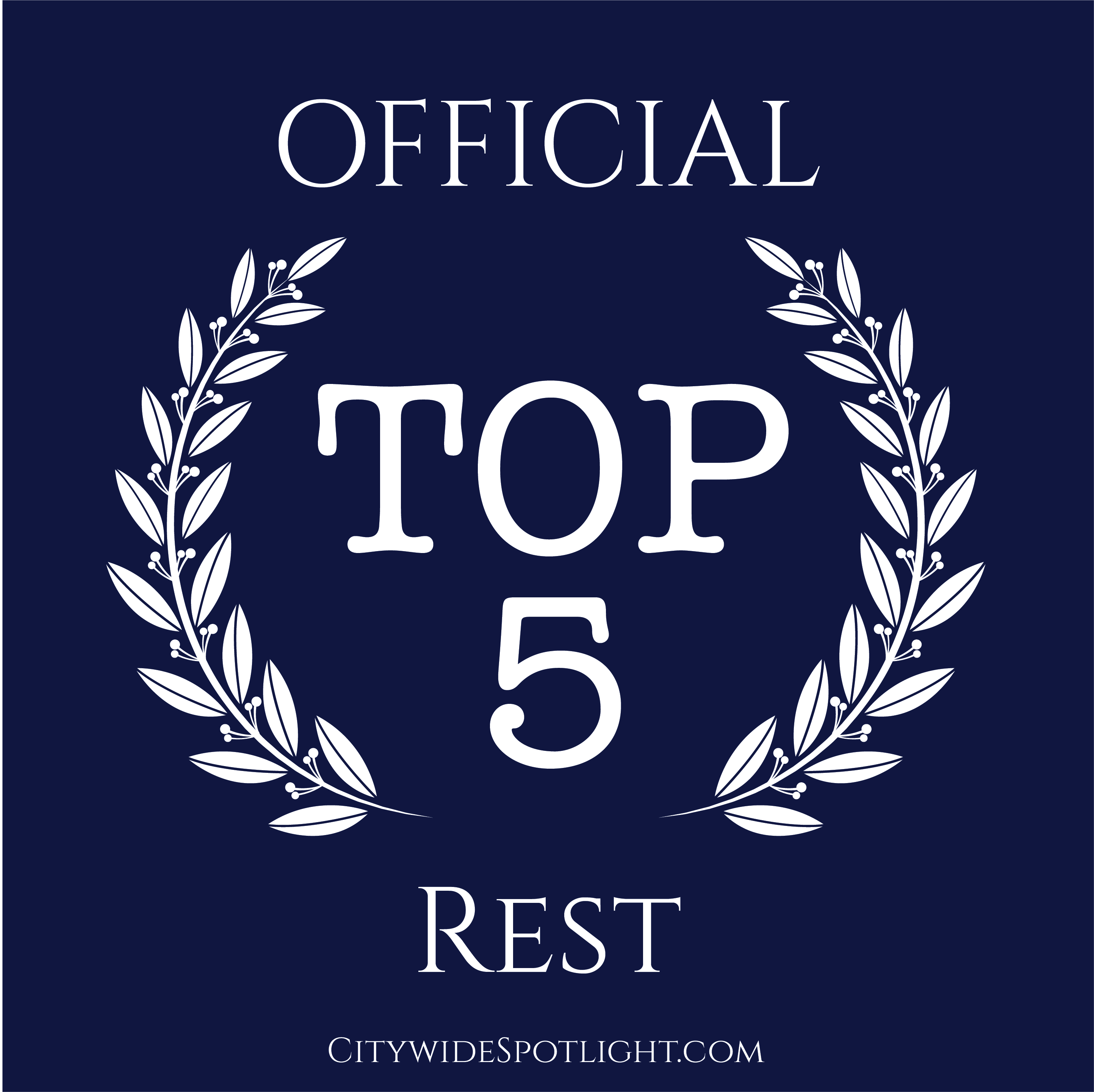 Winner Top 5 Rest - Plaza la Reina