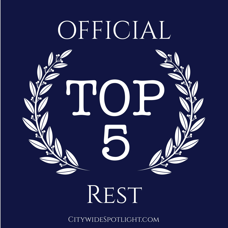 Winner Top 5 Rest - Plaza la Reina